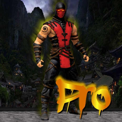 Black Ninja Jumper Pro - Origin of Chaos Clash War icon