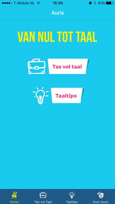 Van Nul Tot Taal screenshot one
