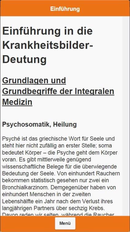 SymSym DE - Krankheit als Symbol - Ruediger Dahlke screenshot-4