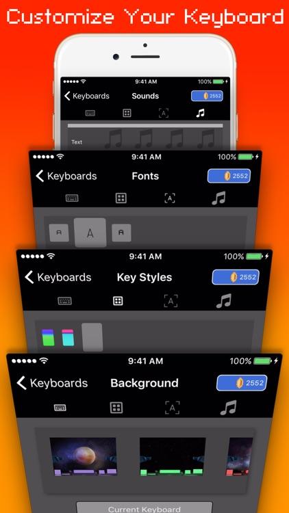 AniKeyboard - Animated Keyboards And Emojis screenshot-3