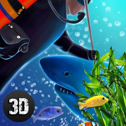 Shark Spear Fishing Simulator 3D Full
