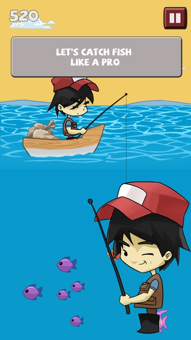 Fishing Slice Challenge: Catch a Break