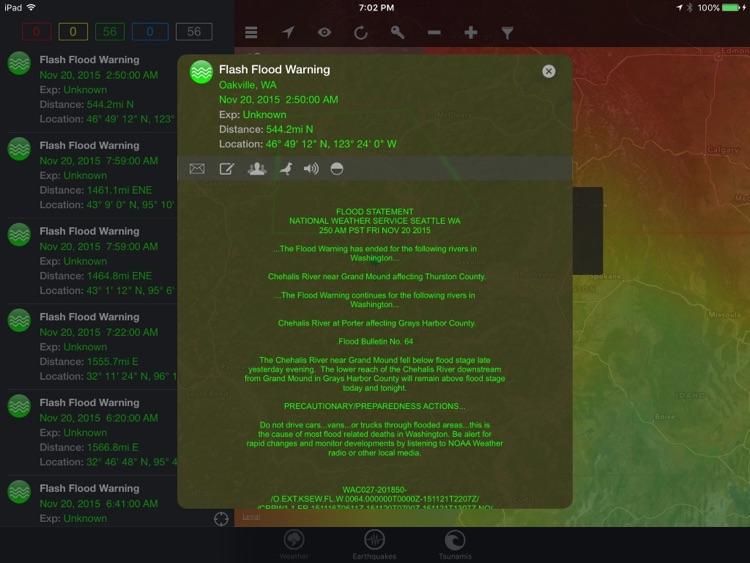 AmericaAlerts for iPad screenshot-3