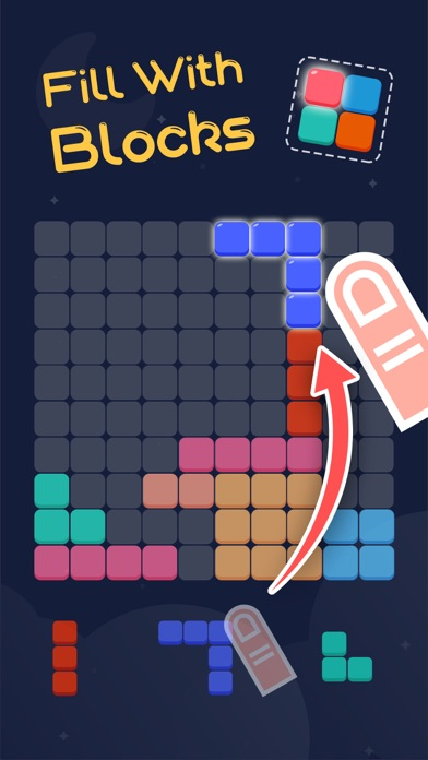 Block Blitz: A Grid Puzzle Game-0