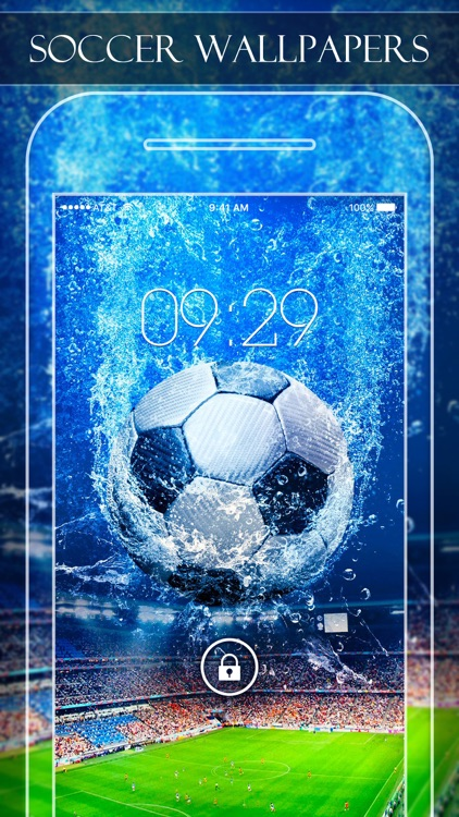 Soccer Wallpapers Backgrounds Hd Home Screen Maker With True Themes Of Football By Pei Peng