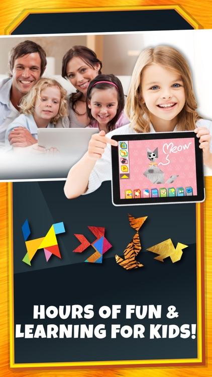 Kids Learning Games: A Cat Named Felix - Creative Play for Kids screenshot-3