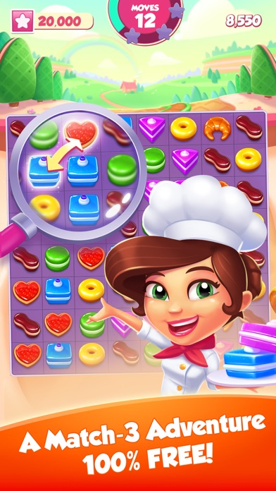 Pastry Paradise By Gameloft IOS United States