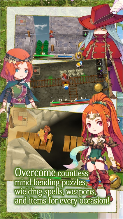 Adventures of Mana screenshot-3