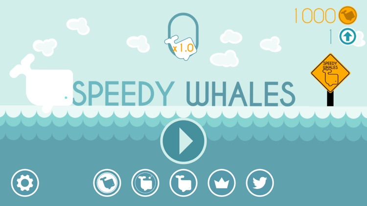 Speedy Whales screenshot-0