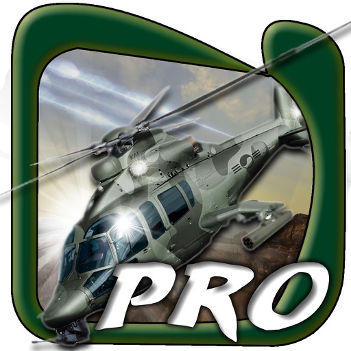 A War Helicopter Pro - Flaying Copter Race Simulator Game
