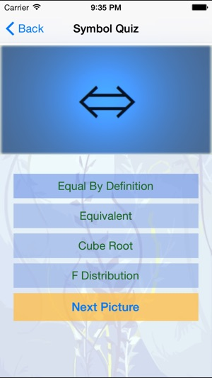 Math Symbols And Terms On The App Store