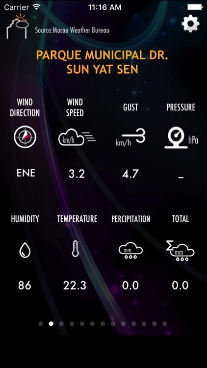 Macau Weather Report screenshot-4