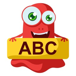 ABC Drag and Drop for preschool kids