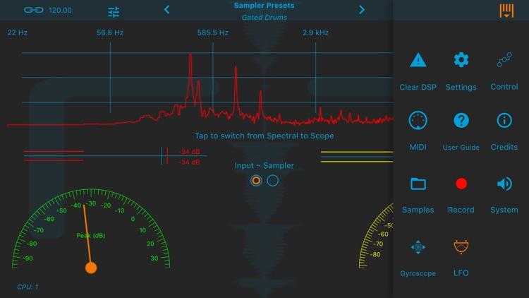 Limiter - Amazing Noises Audio Processor