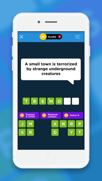 Crossword Quiz+