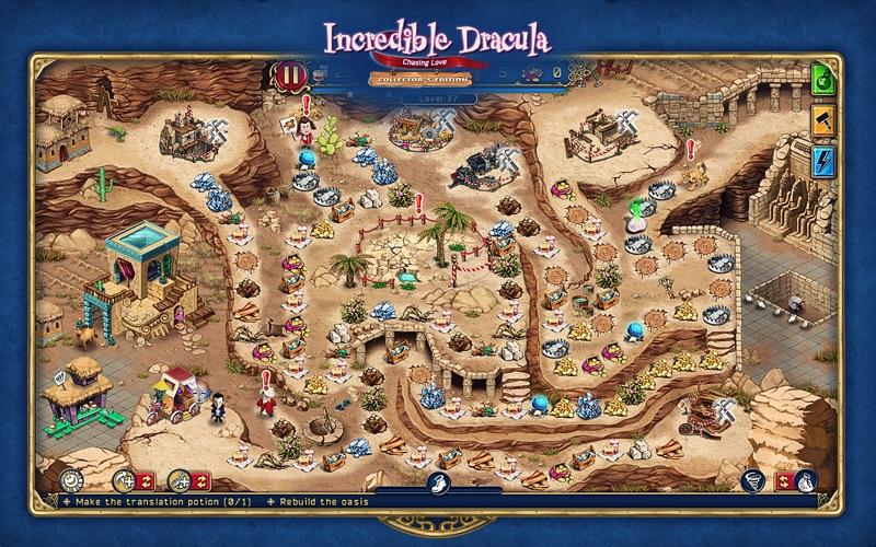 Incredible Dracula: Chasing Love screenshot 3