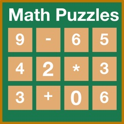 Math Puzzles Pro - Board Game - Are you smarter then kids
