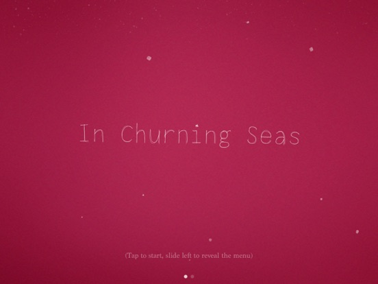Screenshot #1 for In Churning Seas