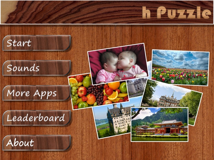 h Puzzle HD