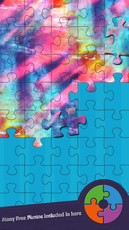 Puzzles Art - Free Edition For Puzzle Lovers