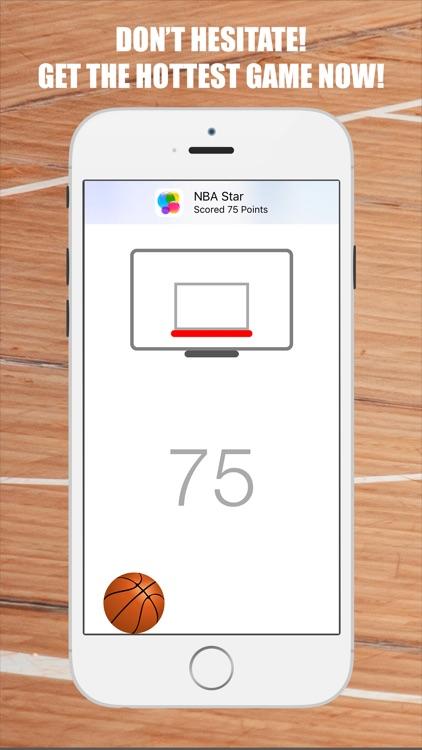 MessBas - Messenger style Basketball game screenshot-4