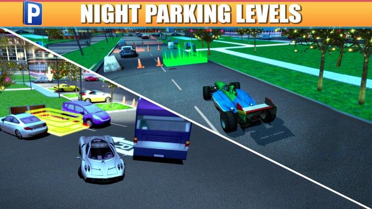 Shopping Mall Car Parking Simulator a Real Driving Racing Game screenshot-3