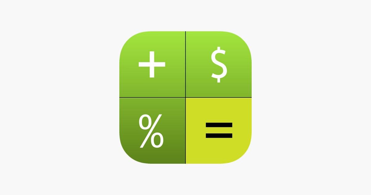 Finanziell Rechner HD im App Store