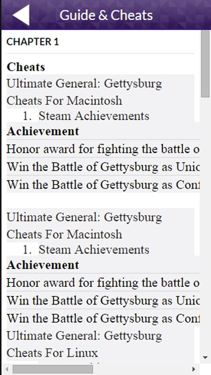 PRO - Ultimate General: Gettysburg Game Version Guide