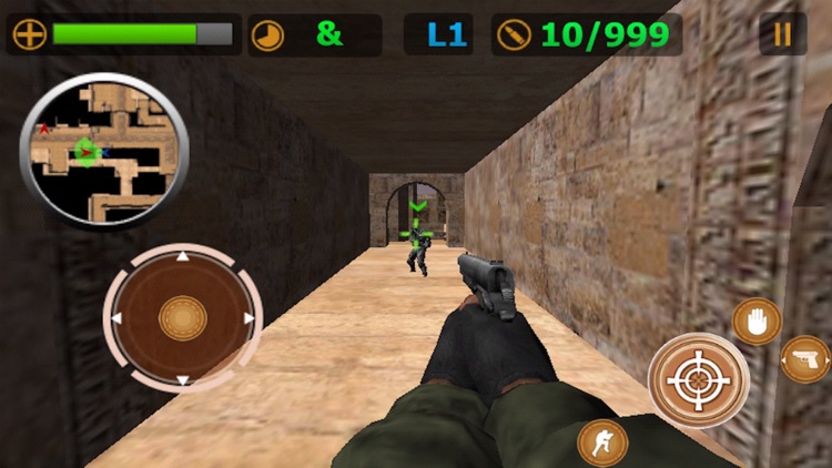 Counter Strike Source Ipad: Critical Shooting: A Real FPS Zombie