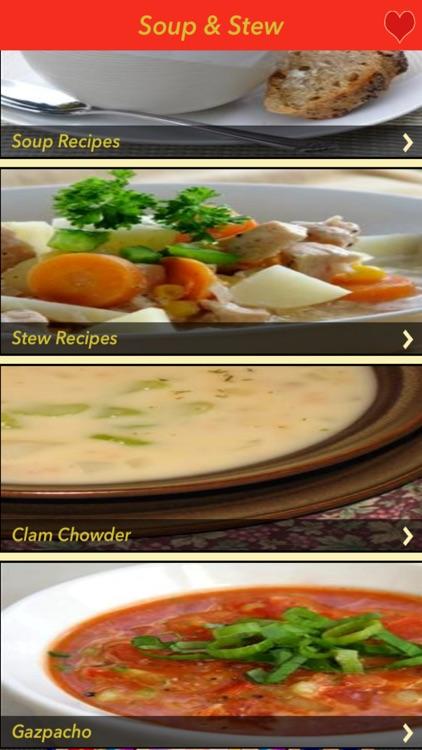 2000+ Soup&Stew Recipes
