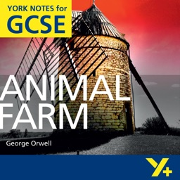 Animal Farm York Notes GCSE for iPad
