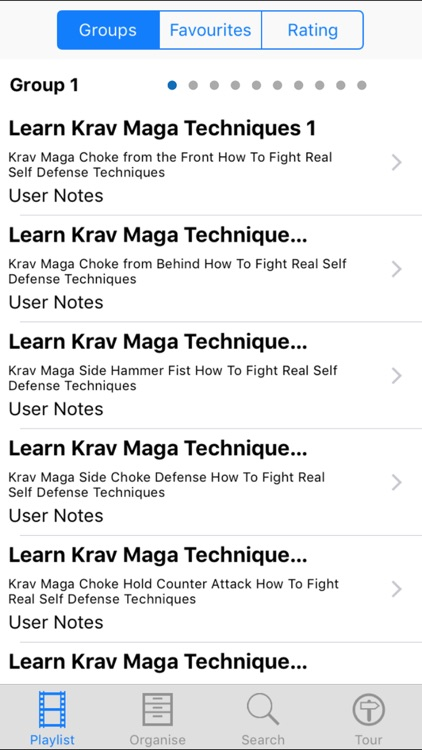 Learn Krav Maga Techniques screenshot-1