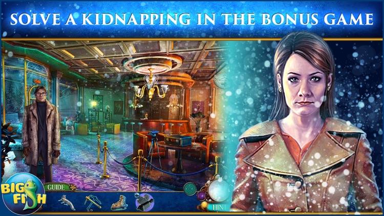 Danse Macabre: Thin Ice - A Mystery Hidden Object Game screenshot-3