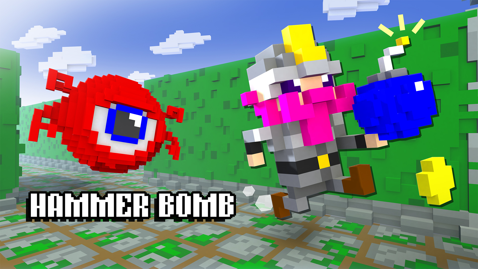 Hammer Bomb TV screenshot 1