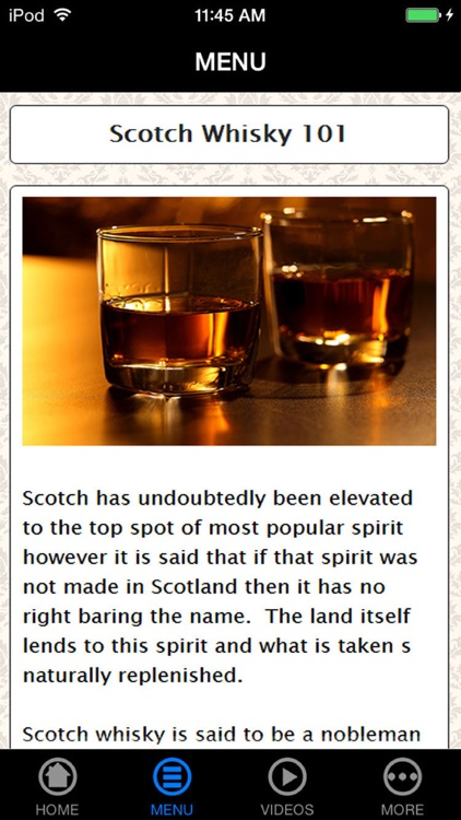 Real Men for Real Scotch Whisky - Best Guide & Tips for Beginners screenshot-3