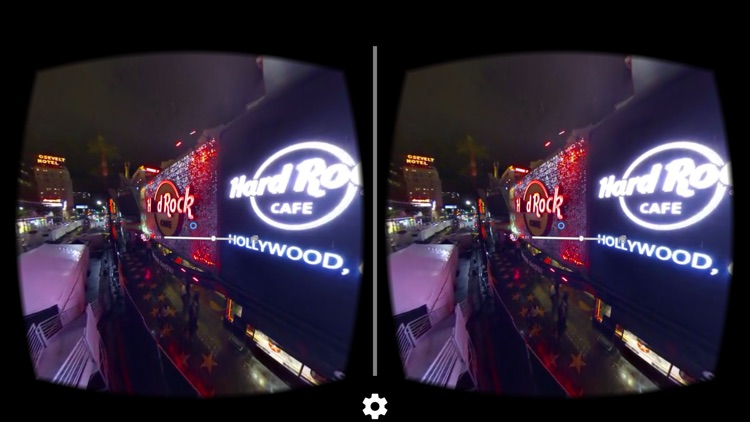 VR Virtual Reality press360 Hollywood Red Carpet setup screenshot-3