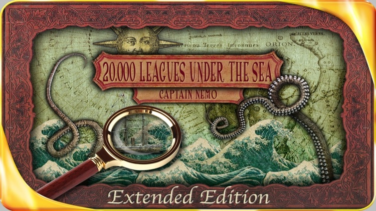 20 000 Leagues under the sea - Extended Edition - A Hidden Object Adventure screenshot-4