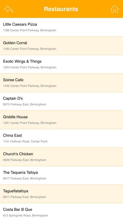 Great App for Golden Corral Restaurants screenshot-4