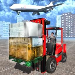 Cargo Plane Forklift Challenge