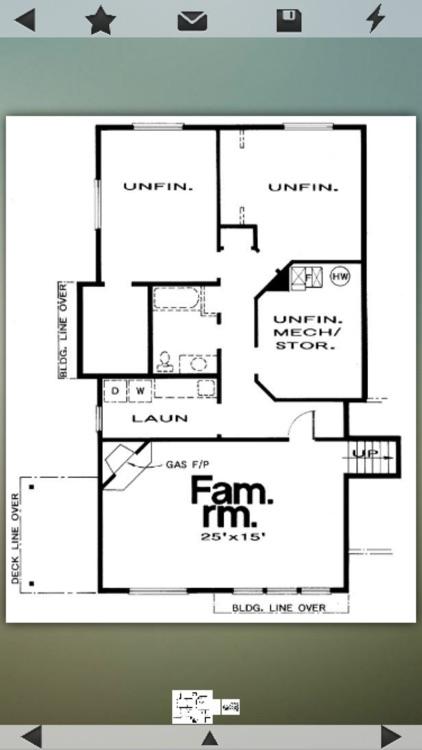House Plans Volume 1 screenshot-4
