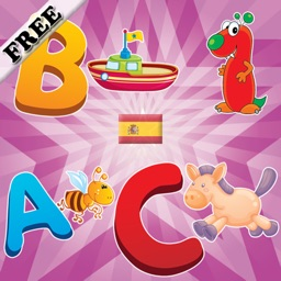 Spanish Alphabet Games for Toddlers and Kids : Learn Numbers and Alphabet Letters in Spanish ! FREE app
