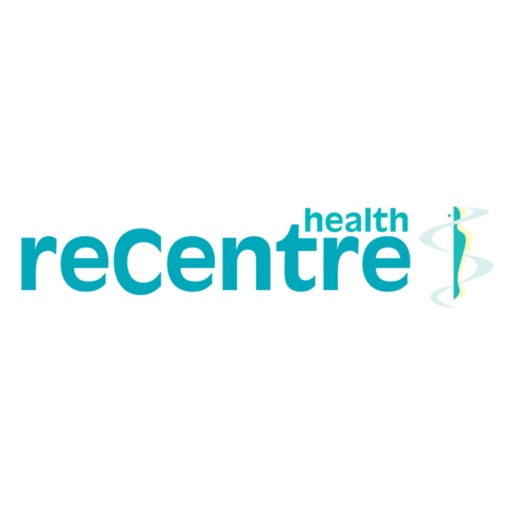 reCentre Health icon