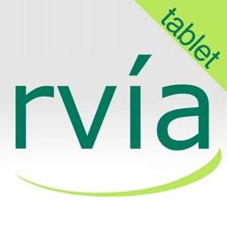 ruralvía tablet