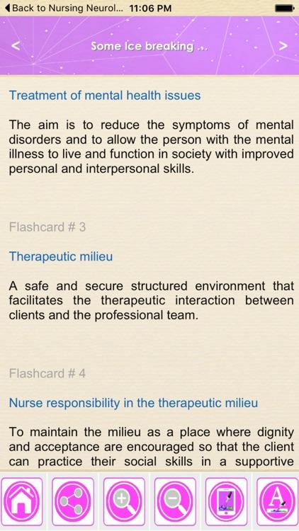 Mental Health Nursing Exam Review