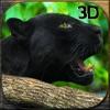 野生黑豹袭击模拟器3D- 狩猎斑马,鹿和其他动物在野生动物游