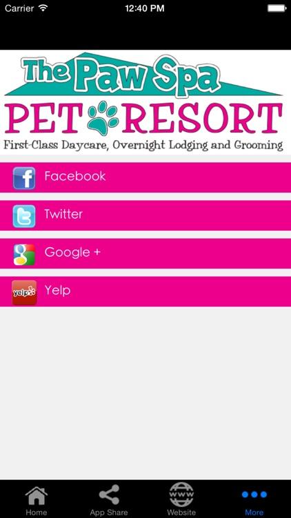The Paw Spa Pet Resort screenshot-3