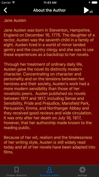 Pride and Prejudice - Jane Austen screenshot-3