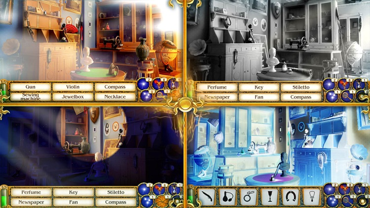 Time Gap: Hidden Object Mystery screenshot-4