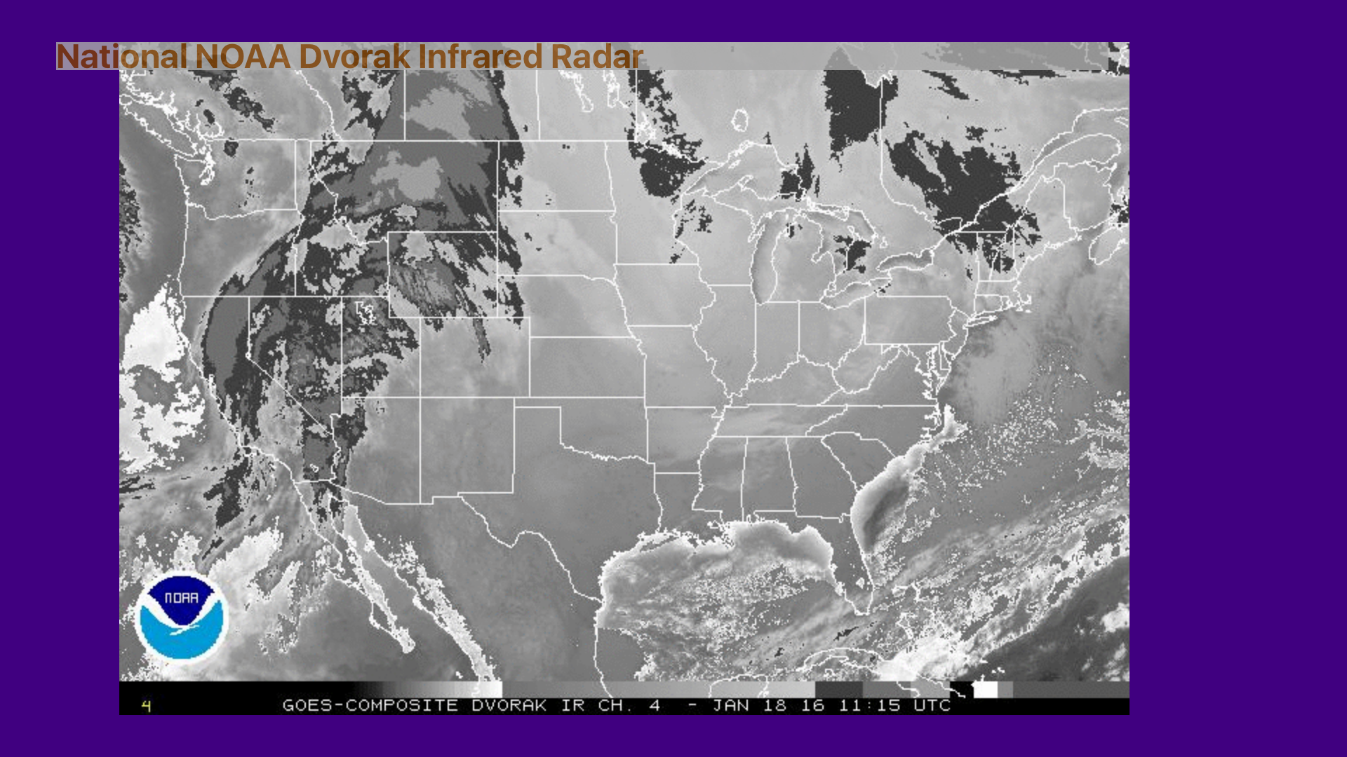 US NOAA Radars 3D Pro screenshot 18