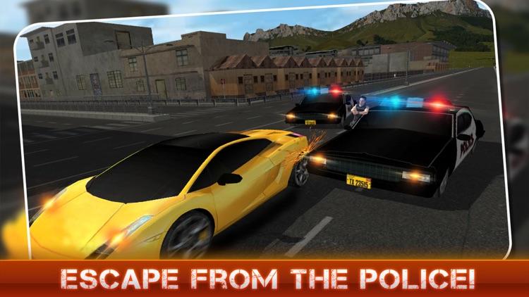 Vegas Gangster Crime City Escape: Under-world Mafia Empire screenshot-4
